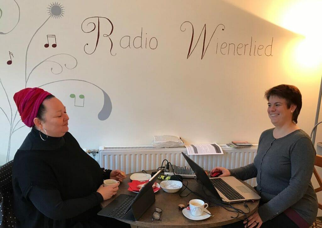 Tini Kainrath, dudeln, Zu Gast bei, Radio Wienerlied, Marion Zib