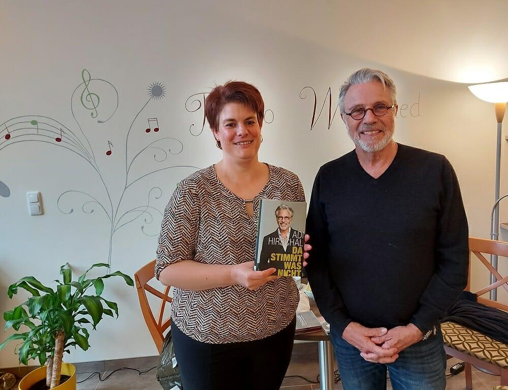 Adi Hirschal, Zu Gast bei, Radio Wienerlied, Marion Zib, Zib-Rolzhauser,