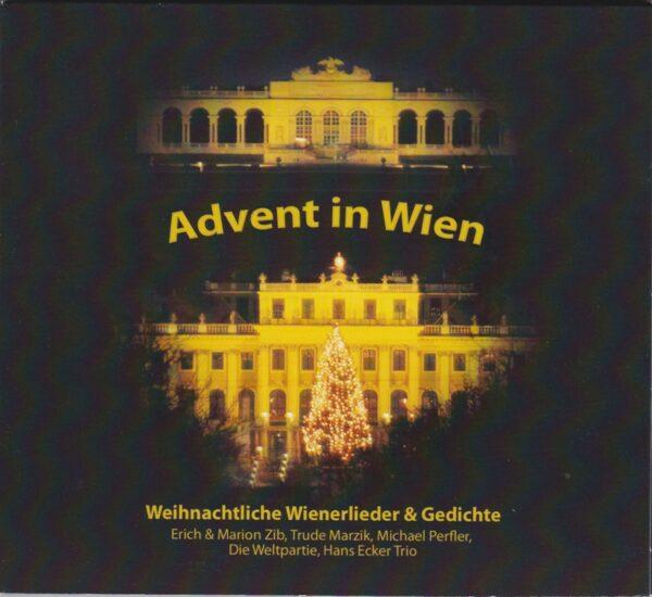 Advent, Weihnachten, Wien, Perfler, Trude Marzik, Weltpartie, Marion und Erich Zib