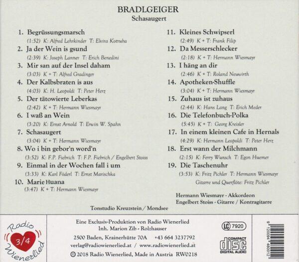 Bradlgeiger, Stoiss und Wiesmayr