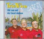 Trio Wien, Fredi, Alfred Gradinger, Franz Horacek, Hans Radon, Gesa