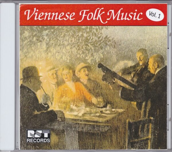 Rudi Luksch, Rudi Stäger, CD Serie