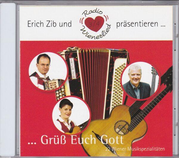Wiener Musikspezilitäten, Franz Horacek, Erich und Marion Zib, schräge Wiesen