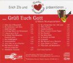 Wiener Musikspezilitäten, Franz Horacek, Erich und Marion Zib, schräge Wies