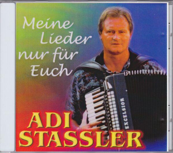 Adi Stassler, Harmonika, Akkordeon, Wienerlied