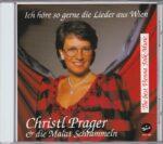 Christl Prager, Malat Schrammeln, The best Vienna Folk Music, Wienerlied, CD