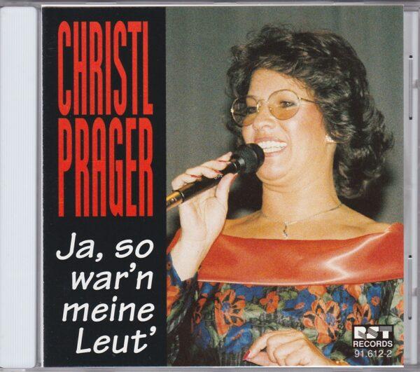Christl Prager, Koenigin des Wienerlieds, CD