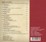 Smetana, Rauscher, Stummer, Gaismeier, Cremser Selection, Wachau, Wienerlied, Taenze, CD