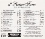 Karl Hodina, Eduard Reiser, Edi, Instrumental, CD, Wienerlied