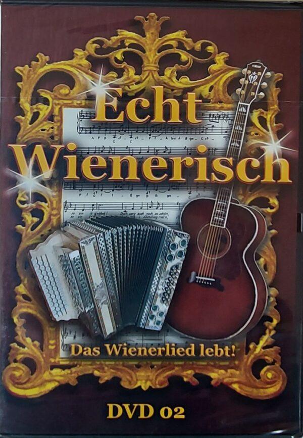 TV; Sendung, Serie, Wienerlied, DVD