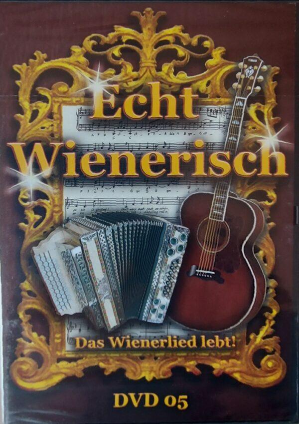 TV, Serie, Sendung, Wienerlied, DVD