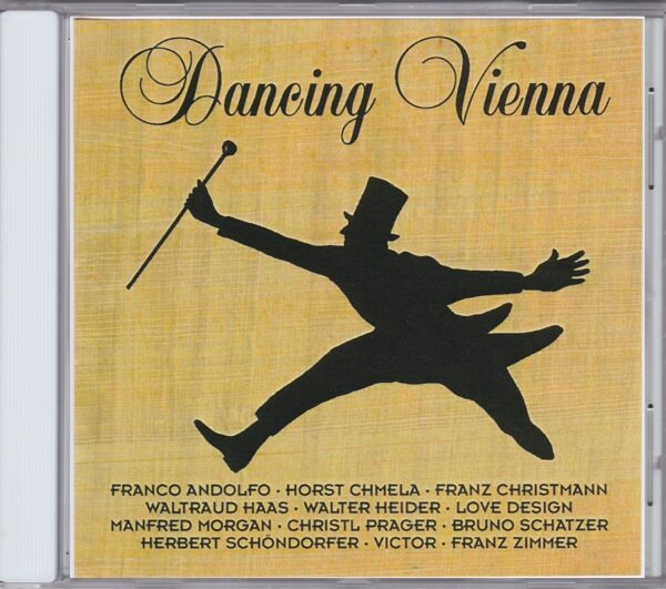 Franco Adolfo, Chmela, Walter Heider, Zimmer, Waltraud Haas, CD, Stäger