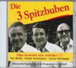 Toni Strobl, Helmut Schicketanz, Helmut Reinberger, Spitzbuben, lustig, CD