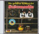 Kasermandl, lustig, Klaus Kofler, Witz, CD
