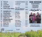 Bernadette Schlembach, Schöndorfer, Poslusny, Harmonika, Wienerlied, CD
