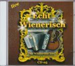 Heider, Schubertbund, Sabine Mach, 16er Buam, Trio Wien, Prey, Heider, Wienerlied, CD, TV Sendung, Serie, Gesa