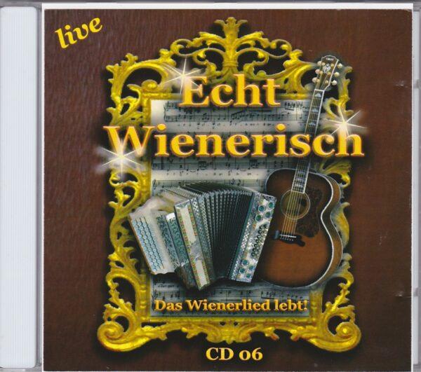 Heider, Kahler, Felix Kerl, Sabine Mach, Grete Bredl, WEana Spatzen, Schubertbund, Wienerlied, CD, TV Sendung, Serie, Gesa