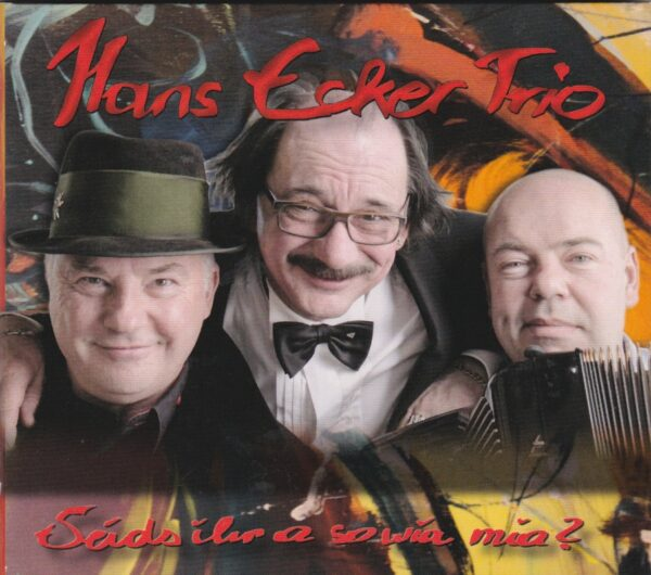 Jaegersberger, Rudi Bichler, Wienerisch im neuen Gewand, CD