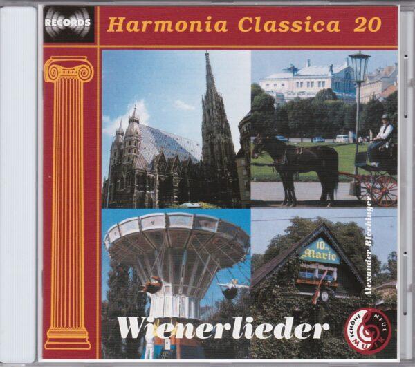 Alexander Blechinger, Thomas Hlawatsch, Robert Lücking, Schoenbrunner Schrammeln, CD