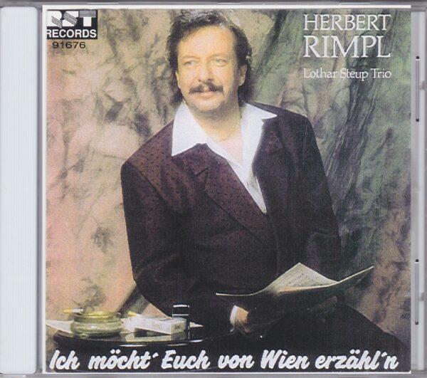 Herbert Rimpl, Lothar Steup Trio, Wienerlied, CD