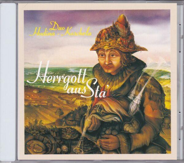 Karl Hodina, Rudi Koschelu, Wienerlied, CD