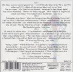 4 CDs, Membran, historisch, Schellak, Wienerlied