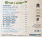 Poslusny, Chmela Hits, Wienerlied, CD, Gesa