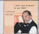Trude Mally, Luise Wagner, Poldi Debljak, Heini Griuc, Dudeln, Wienerlied, CD
