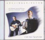 Gradinger, Radon, Wienerlied, CD