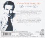 historisch, ein zärtliches Lied, kurze Biografie, Johannes Heesters, Membran