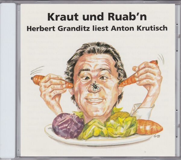 Herbert Grandits, Anton Krutisch, gesprochene CD, Preiser