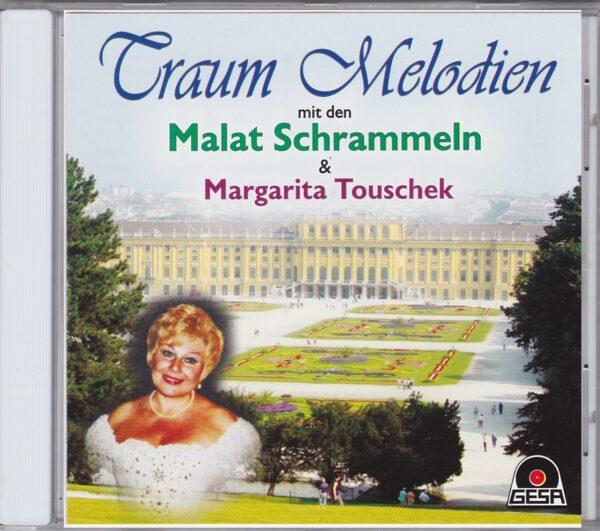 Malat Schrammeln, Touschek, Wienerlied, Operette, CD, Gesa