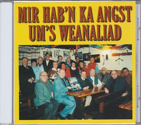 Wolf Aurich, Heinz Effenberg, Horst Chmela, Eva Oskera,Adi Stassler, Kurt Schaffer, Wienerlied, CD