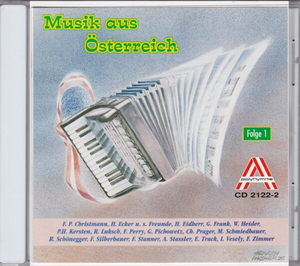 40 Jahre VOET, Wienerlied, CD