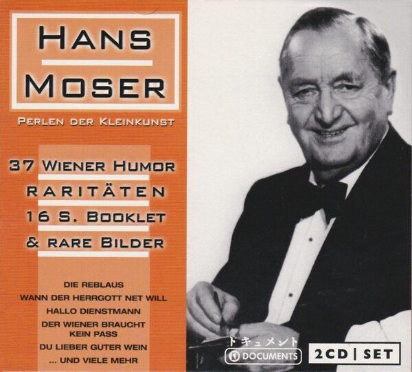 Hans Moser, Schluesselloch, Hallo Dienstmann, Reblaus, Schorschi, CD, Membran