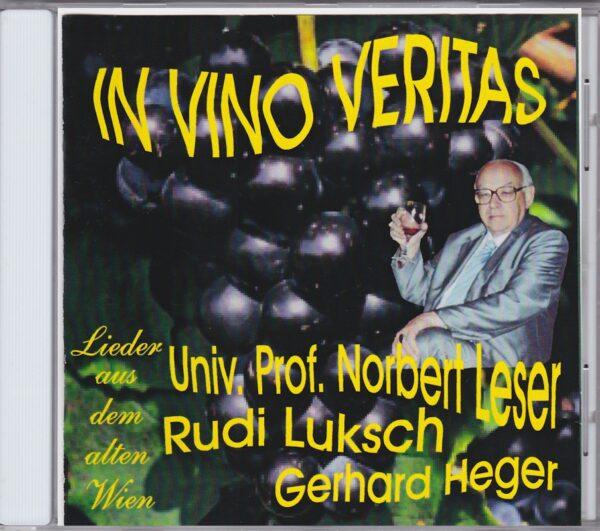 Rudi Luksch, Gerhard Heger, Wienerlied, CD