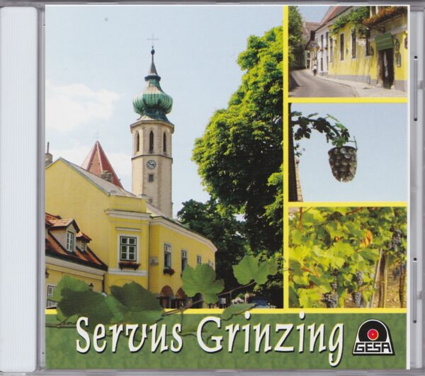 Wessner, Zeh, Malat, Hirschfeld, Liechtenthaler Qintett, Trio Wien, Gradinger, Koschelu, CD, Wienerlied, Gesa