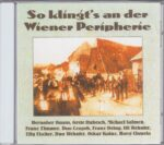 Wienerlieder, Zimmer, Hernalser Buam, Grete Rubesch, CD