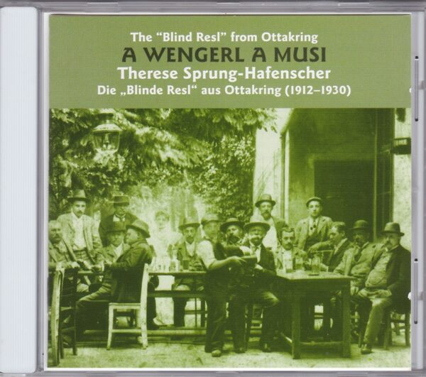 historisch, Schelacks, , Wieenrlied, CD, Basilisk Records