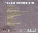 Kurt und Peter Hirschfeld, Malat, Knopfhamronika, Kontragitarre, G-Klarinette, Wienerlied, Taenze, CD, Gesa