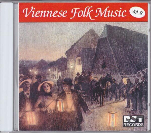 Peter Trenkwalder, Wienerlied, CD, Stäger