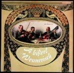 Lothar Steup, Prager, Mzik, 3 Spatzen, Holub, Zimmer, Kramer, 2 Strawanzer, Wienerlied, Schallplatte, Vinyl