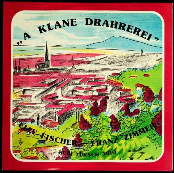 Elly Fischer, Franz Zimmer, Wienerlied, Schallplatte, Vinyl