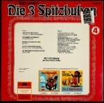 Spitzbuam, Spitzbuben, Walter Keller, Strobl, Reinberger, Kandera, Schallplatte, Vinyl