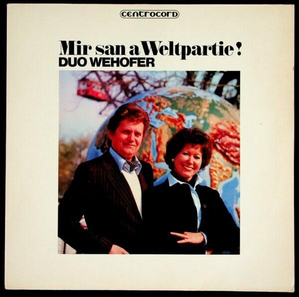 Uli, Wehofer, Wienerlied, Lothar Steup Trio, Schallplatte, Vinyl