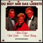 Hermi Lechner, Rudi Luksch, Franz fasching, Quintett, Wienerlied, Schallplatte, Vinyl