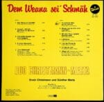 Duo Christmann, Merta, Wienerlied, Lothar Steup, Rudi Luksch Trio, Wienerlied, Schallplatte, Vinyl