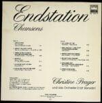 Christl, Christine, Prager, Schallplatte, Vinyl