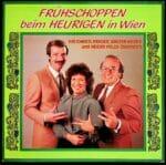Walter Heider, Christl Prager, Poldi, Heider, Geschwister, Wienerlied, Schallplatte, Vinyl