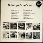 Wienerlied, Heurigenpackl, Harmonika, Kontragitarre, Wienerlied, Schallplatte, Vinyl
